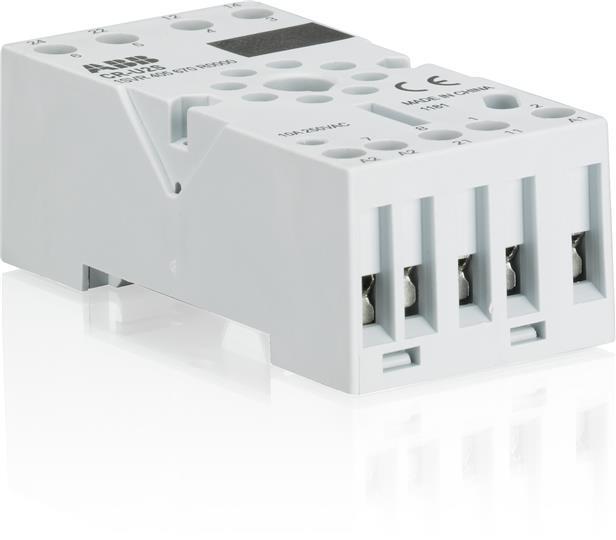 ABB 1SVR405670R0000 CR-U2S Socket