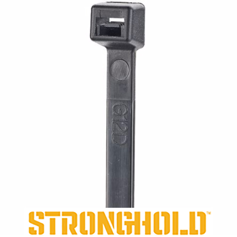 """PAND S4-18-C0 StrongHold UV Weather Resistant - Tie Length (In.) 4"""" 100 mm"""